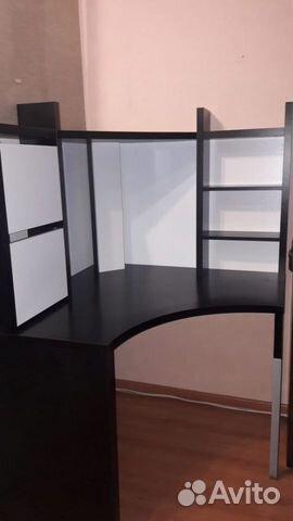 стол компьютерный письменный угловой икеа купить в санкт петербурге