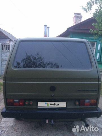 Купить Volkswagen Transporter пробег 5 000.00 км 1990 год выпуска