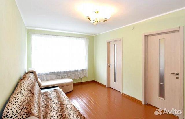 Продается четырехкомнатная квартира за 1 949 990 рублей. г Киров, проезд Ф.И.Шаляпина, д 2.