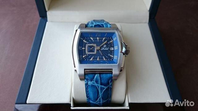 89525003388 Мужские часы с автоподзаводом Duboule Oxford GMT