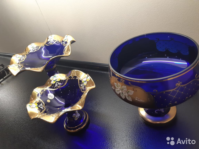 Конфетница и вазы для Фруктов 89506050173 купить 1
