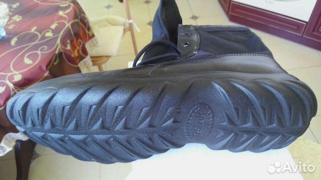 Ботинки легкие высокие омон 89385360054 купить 4