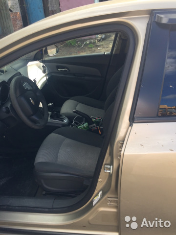 Купить Chevrolet Cruze пробег 8 431.00 км 2010 год выпуска