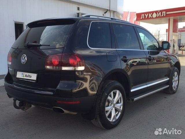 Купить Volkswagen Touareg пробег 165 000.00 км 2008 год выпуска