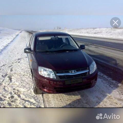Купить ВАЗ (LADA) Гранта пробег 120 000.00 км 2013 год выпуска