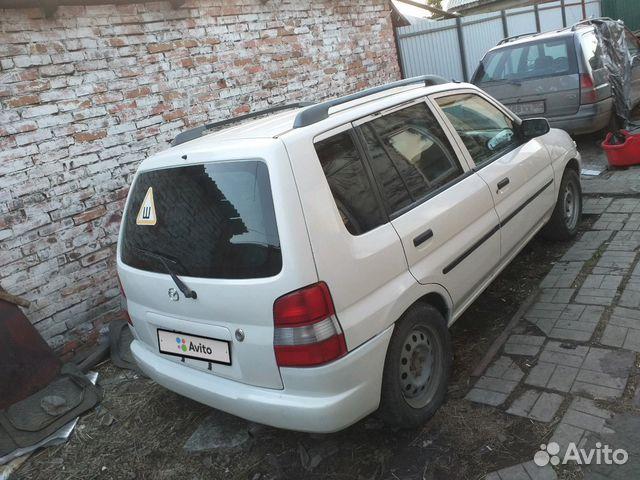 Купить Mazda Demio пробег 200 000.00 км 1998 год выпуска