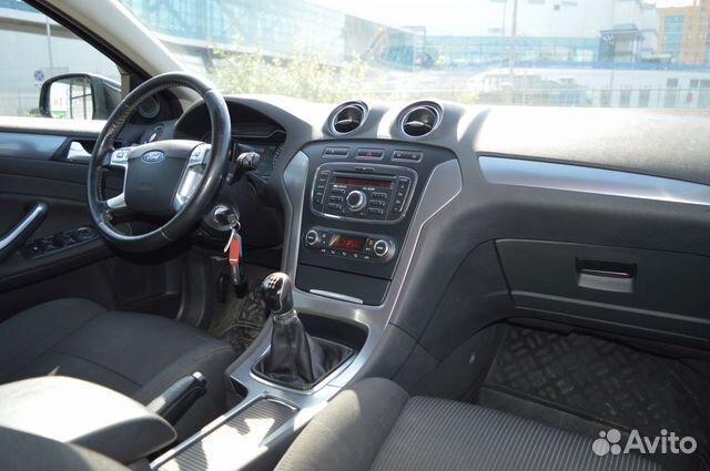 Купить Ford Mondeo пробег 90 000.00 км 2013 год выпуска