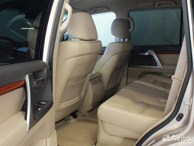 Купить Toyota Land Cruiser пробег 195 000.00 км 2013 год выпуска