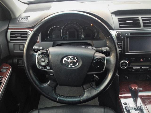 Купить Toyota Camry пробег 108 000.00 км 2013 год выпуска