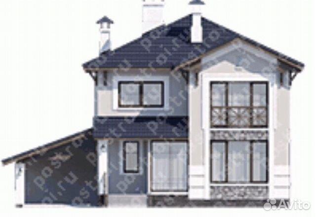 Дом 180 м² на участке 8 сот. 89814672881 купить 2