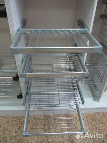 Выдвижные системы хранения для шкафов купить 5