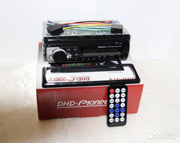 Новые Car MP3 player DHD Pioneer 570 блютус,2USB купить в Алтайском