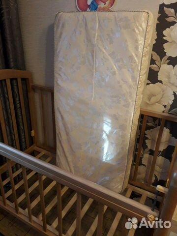 Кровать детская с матрасиком 89277353284 купить 4