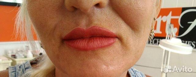 Перманентный макияж бровей, губ и межресничка 89624024938 купить 2