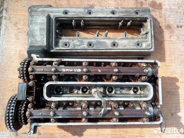 89026196331 Гбц (головка блока цилиндров ) левый Bmw 7-Серия