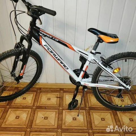 велосипед бу купить в москве