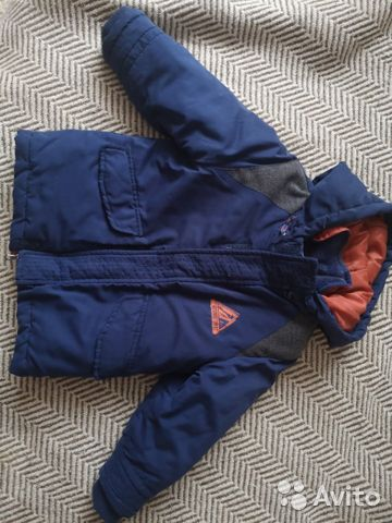 Куртка Carters 3 в 1
