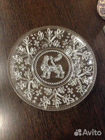 Тарелка из СССР