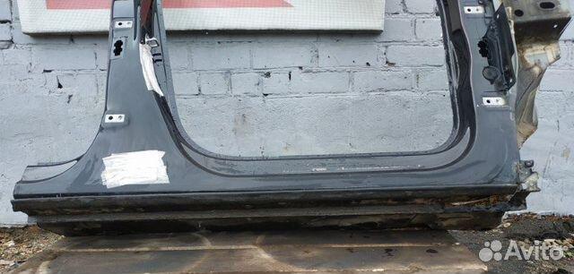 Порог правый Audi Q3 Quattro 8UB cczc 2011-2014