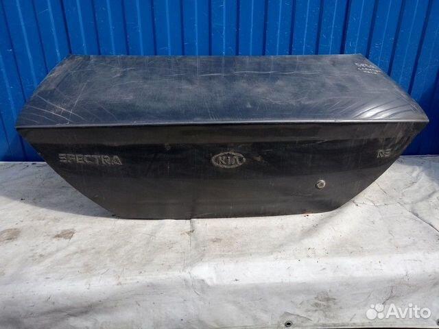 89657347629  Крышка багажника (Kia Spectra)