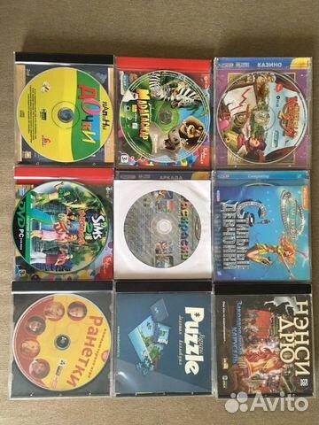 Компьютерные игры для детей  купить 3