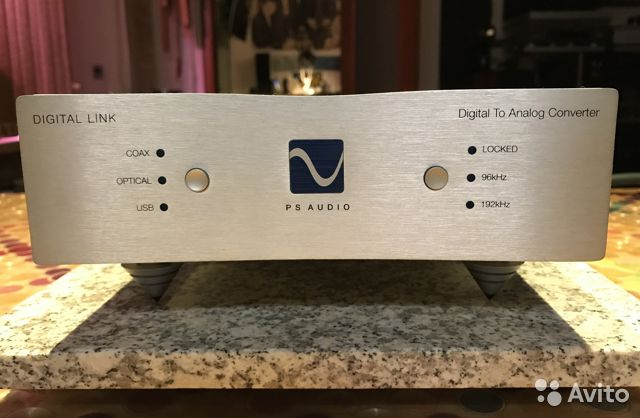 PS Audio Digital Link III USA (high-end upgrade)