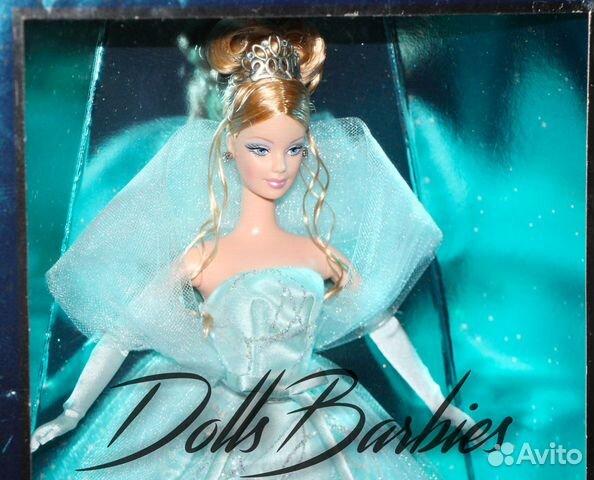 Коллекционная Кукла Collector Edition 2001 Barbie