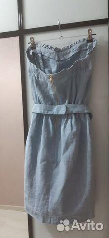 Платье 42-44  89515411157 купить 1