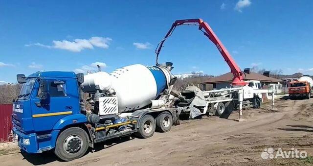 Купить бетон в нижнем новгороде на авито раствор готовый отделочный цементный 1 2