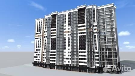 1-к квартира, 45.5 м², 3/18 эт. 89612464489 купить 1