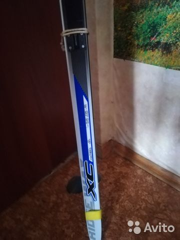 Лыжи fischer xc ridge wax 89246254216 купить 1