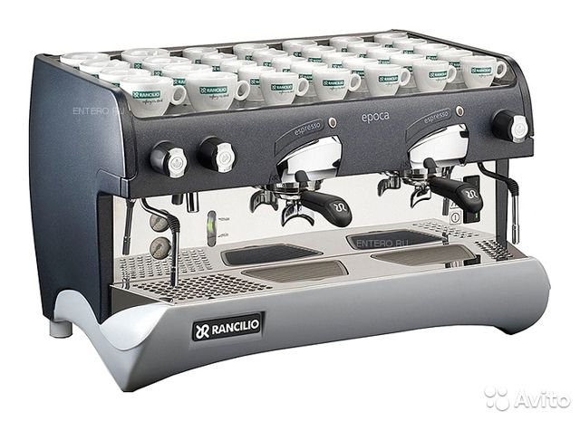Coffee Machine Rancilio Epoca S2
