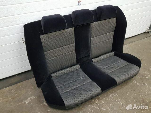 Сидение заднее Subaru Legacy, BE5 89625003353 купить 2