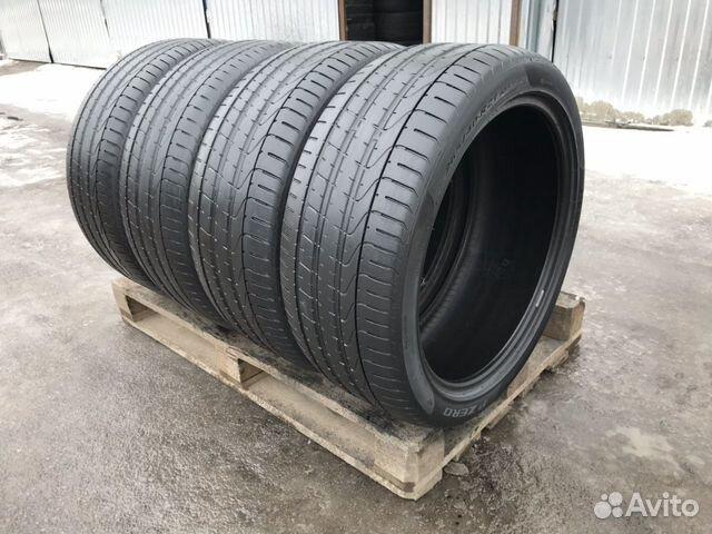 Шины 265 40 21 105Y Pirelli P Zero 89039755754 купить 1