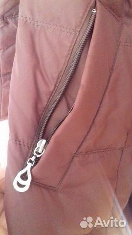 Женское пальто (пуховик женский демисезон) 89245055073 купить 8
