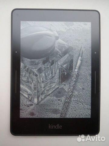 89025069832 Amazon Kindle Voyage (подсветка)