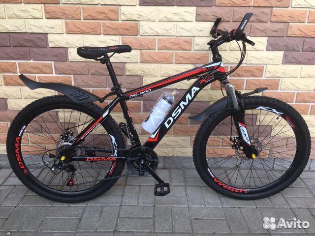 89527559801 Велосипеды на литых дисках и спицах