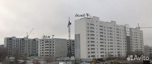2-к квартира, 65.5 м², 8/10 эт. 89372255196 купить 2