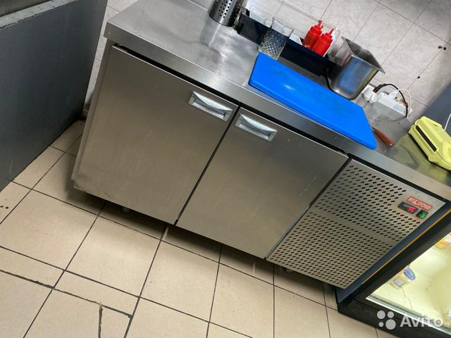 Столы холодильные, разные