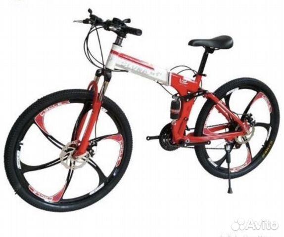 Велосипед литых дисках NEw OLV