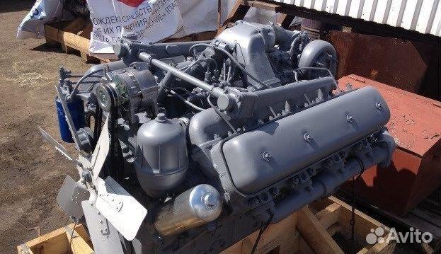 Двигатель ямз 238Б-1000189 3 комплектация 89056335962 купить 1