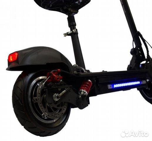 Электросамокат Kugoo Max Speed Jilong 13Ah 89110019119 купить 3