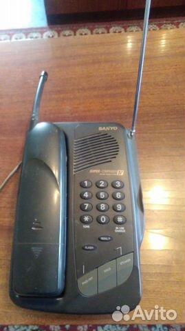 Радиотелефон Sanyo  89039020256 купить 1