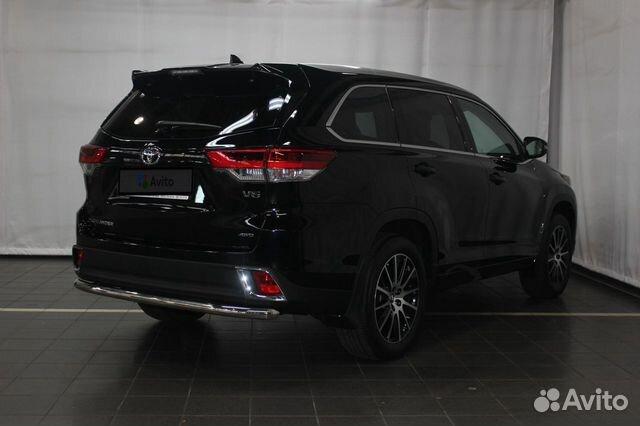 Toyota Highlander, 2019 89875412263 купить 6