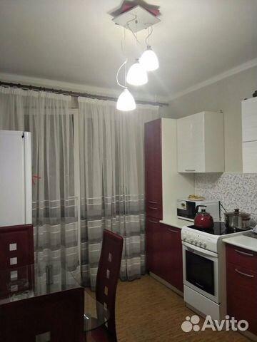 1-к квартира, 45 м², 13/16 эт.
