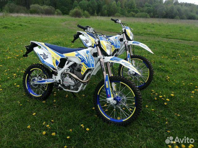 Мотоцикл Кросс TT250 (172FMM) (2020 г.) с птс купить 5