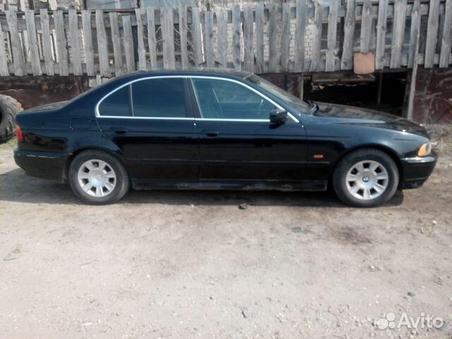 BMW 5 серия, 2002  89802416240 купить 2