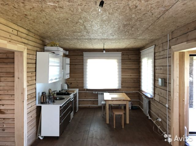 House 122 m2 on a plot 6 hundred. 89619616767 buy 8
