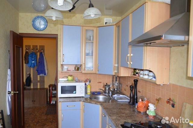 3-к квартира, 63 м², 4/9 эт. купить 5