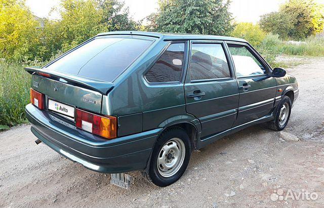 VAZ 2114 Samara, 2007 köp 4